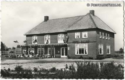 Postcardsfrom nl zoekresultaten voor plaatsnaam esbeek for Dalan hotel