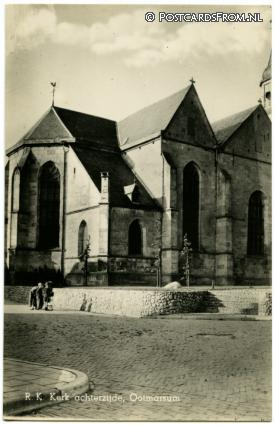 334625 Ootmarsum . R.K. Kerk achterzijde H. Tijhuis, Ootmarsum € 1 ...: https://www.postcardsfrom.nl/index.php?page=42&p1=Twente&display=lijst